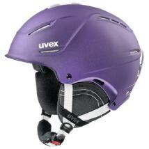 Uvex P1us 2.0, deep violet met mat