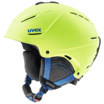 Uvex P1us 2.0, lime mat sísisak