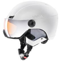 Uvex Hlmt 400 visor style, white mat sísisak