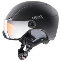 Uvex Hlmt 400 visor style, black mat sísisak