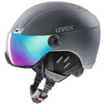 Uvex Hlmt 400 visor style, titanium mat sísisak