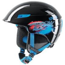 Uvex U-kid, black-blue sísisak