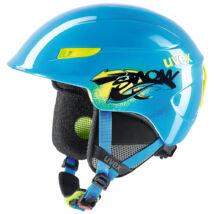 Uvex U-kid, blue-lime sísisak