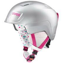 Uvex Manic pro, titan-pink met met mat sísisak