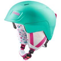 Uvex Manic pro, mint-pink met met mat
