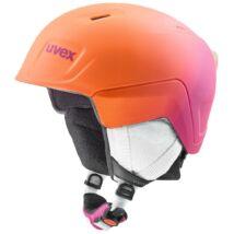 Uvex Manic pro, pink-orange met mat sísisak