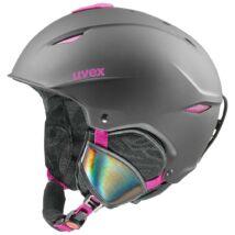 Uvex Primo, black-pink mat
