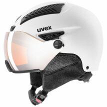 Uvex Hlmt 600 visor, white mat sísisak