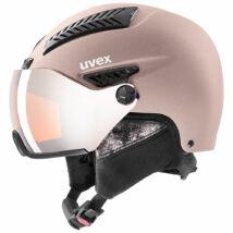 Uvex Hlmt 600 visor, rose mat sísisak