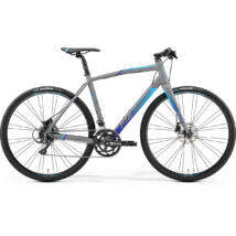 Merida Speeder 200, matt-grey (blue) 2019