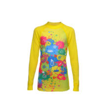 Thermowave Active Life Kids Long Sleeve shirt, fancy sun print aláöltöző felső