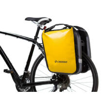 Crosso Dry big, sárga csomagtartó táska