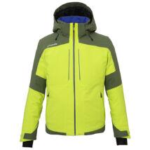 Phenix Slope Jacket, yellow-green sídzseki