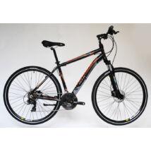Montana Cross Trekking alu 2.0 21s HD fekete/narancs