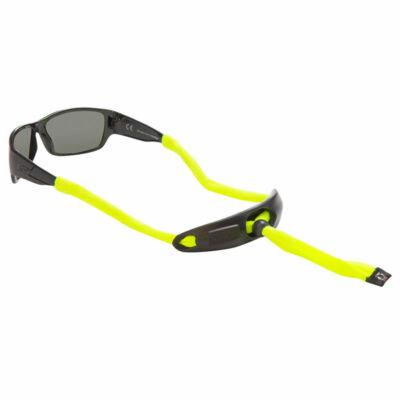 Chums Cotton Glassfloat, high vis lime yellow szemüvegpánt