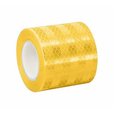 Fényvisszaverő ragasztószalag 3M 5,5 cm, sárga