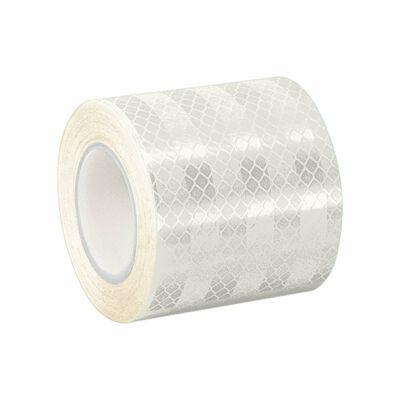 Fényvisszaverő ragasztószalag 3M 5,5 cm, fehér