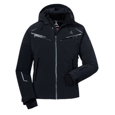 Schöffel Ski Jacket Sölden2, black sídzseki