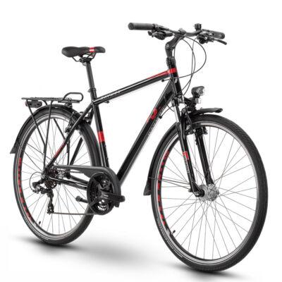 R Raymon TourRay 1.0 Gent, black/deep red/grey 2020