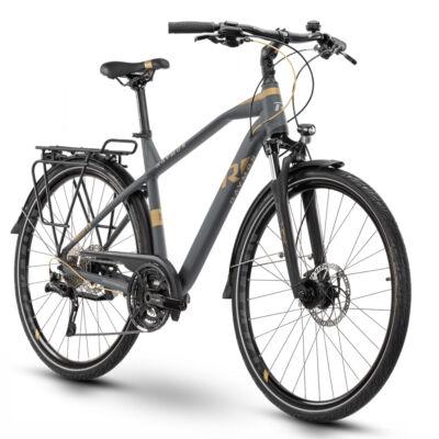 R Raymon TourRay 5.0 Gent, dark grey/gold/grey 2020