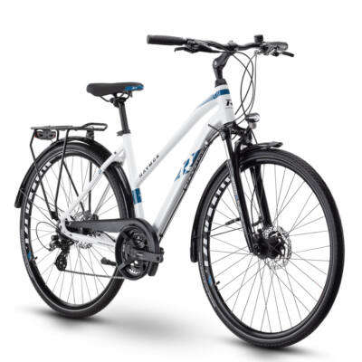 R Raymon TourRay 2.0 Lady, white/blue 2021