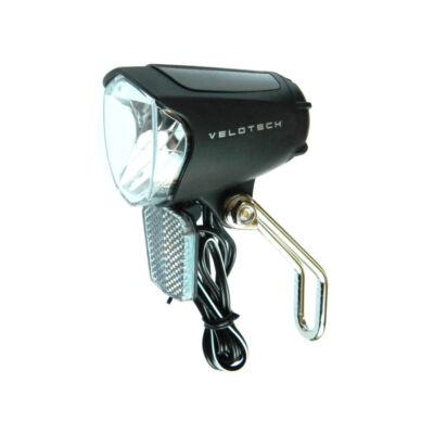 Velotech SMD 70 Lux dinamós első lámpa