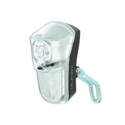 Velotech 1 LED elemes, hosszú első lámpa villára