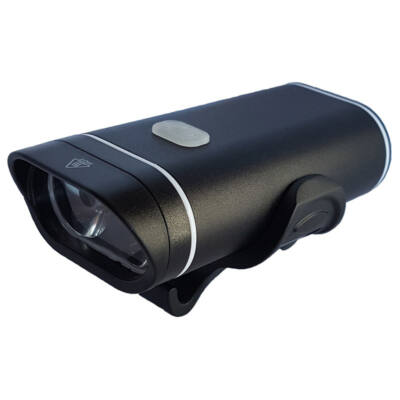 Velotech Alu 500 lumen USB első lámpa