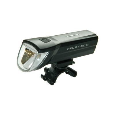 Velotech SMD USB fekete első lámpa