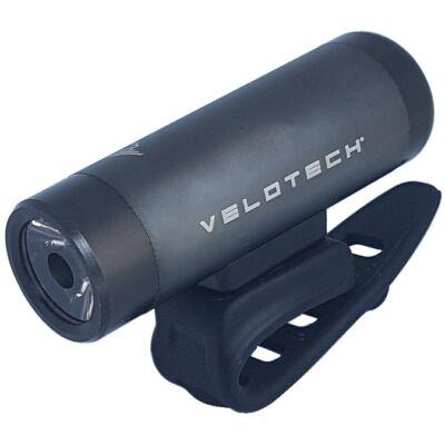 Velotech Ultra 400 fekete első lámpa