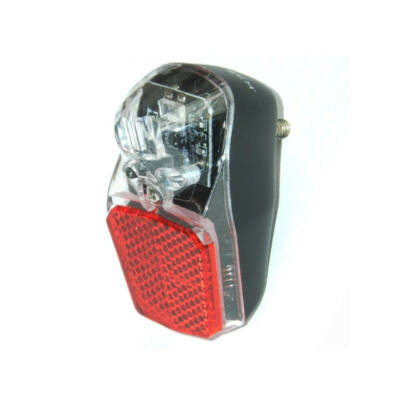 Velotech 1 LED elemes hátsó lámpa sárvédőre