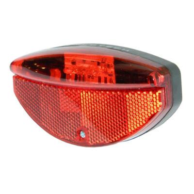 Velotech 3 LED dinamós hátsó lámpa csomagtartóra