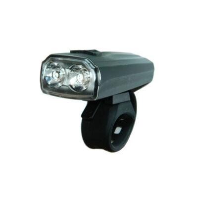 Velotech 2x0,5W LED USB fekete