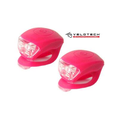 Velotech 2 led pink