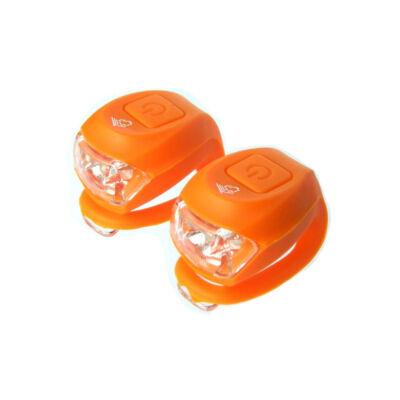 Velotech 2 led narancs