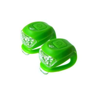 Velotech 2 led zöld