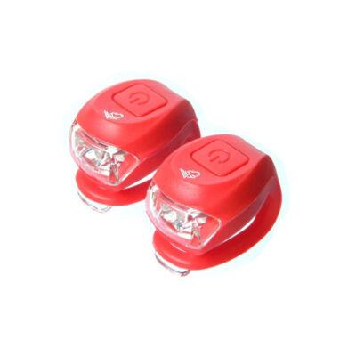 Velotech 2 led piros