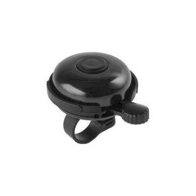 Csengő alu 53 mm eloxált, fekete