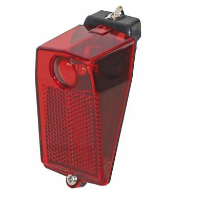 1 LED 6V dinamós hátsó lámpa, sárvédőre