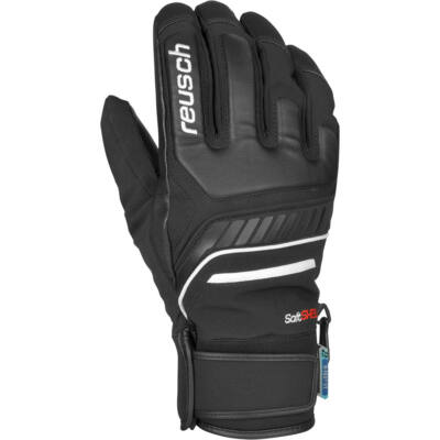 Reusch Thunder II R-TEX XT gloves, black síkesztyű