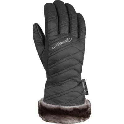 Reusch Audrey R-Tex XT gloves, black silver síkesztyű