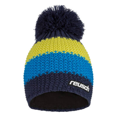 Reusch Noah Beanie, dress blue sapka