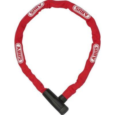 Abus Steel-O-Chain 5805K/75 piros láncos lakat