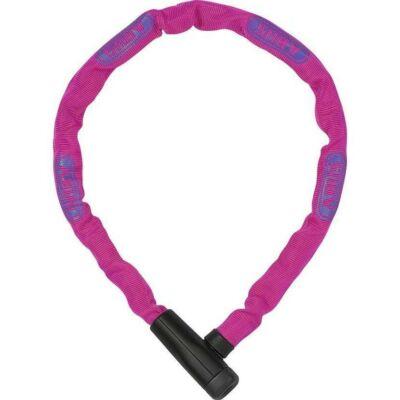 Abus Steel-O-Chain 5805K/75 pink láncos lakat