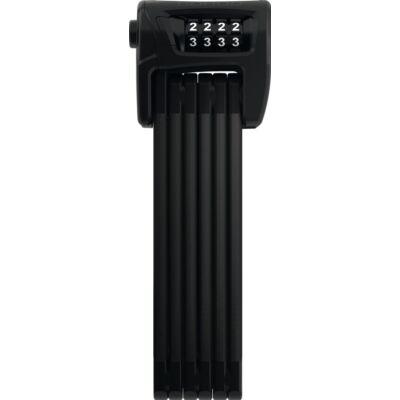 Abus Bordo Combo 6100/90 fekete SH kerékpár zár