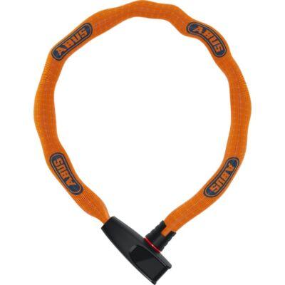 Abus Catena 6806K/75 neon narancs láncos lakat