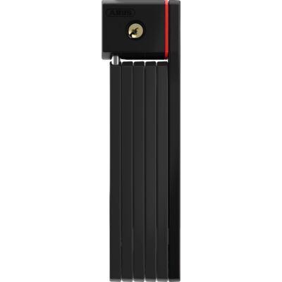 Abus uGrip Bordo 5700/80 fekete SH kerékpár zár
