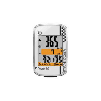 Bryton Rider 10 E GPS, white