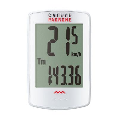Cateye Padrone (PA100W), fehér