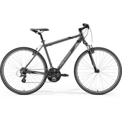 Merida Crossway 10-V, selyem antracit (szürke/fekete) 2021